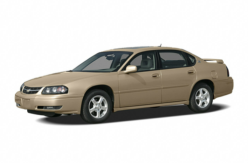 2005 Chevrolet Impala For Every Turn There S Cars Com