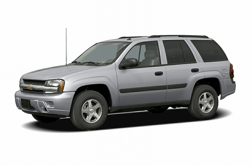 2005 chevrolet trailblazer overview. Black Bedroom Furniture Sets. Home Design Ideas