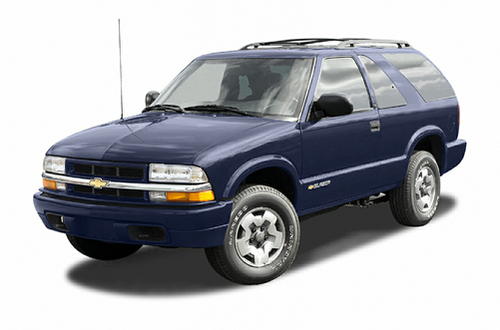 2005 Chevrolet Blazer - For every turn, there's cars com