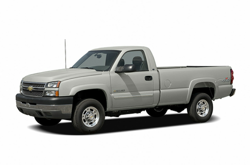 2005 Chevrolet Silverado 2500 Expert Reviews, Specs and Photos | Cars.com