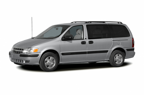 1997–2005 Venture Generation, 2005 Chevrolet Venture model shown