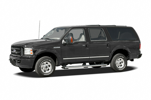 2000–2005 Excursion Generation, 2005 Ford Excursion model shown