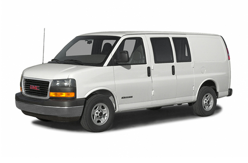2005 GMC Savana 2500