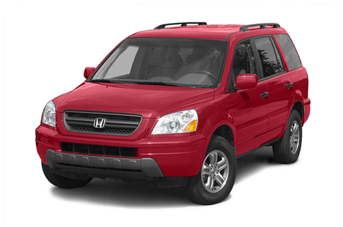2005 honda pilot overview. Black Bedroom Furniture Sets. Home Design Ideas