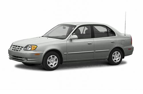 Hyundai 2005 accent