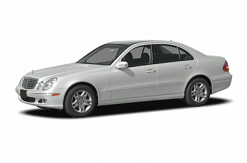 2005 Mercedes-Benz E-Class - For every turn, there's cars com