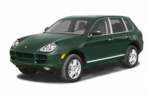 2005 Porsche Cayenne Specs Price Mpg Reviews Carscom
