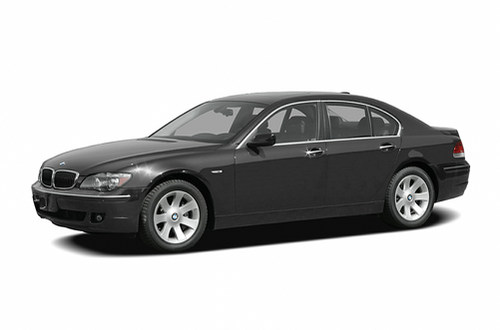 2006 BMW 750 Overview | Cars.com