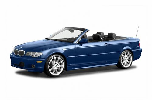 BMW Overview Carscom - 2006 bmw convertible