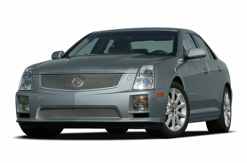 2006 Cadillac STS - For every turn, there's cars com