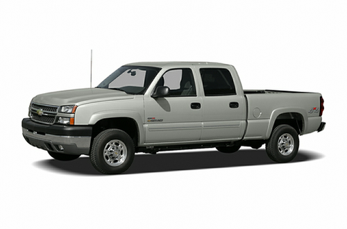1999–2006 Silverado 1500 Generation, 2006 Chevrolet Silverado 1500 model shown