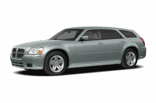 2006 Dodge Magnum Expert Reviews Specs And Photos Cars Com