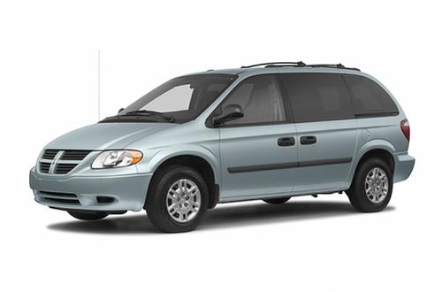 Dodge Grand Caravan Mpg >> 2006 Dodge Caravan Specs, Price, MPG & Reviews | Cars.com