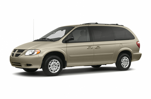 2006 Dodge Grand Caravan Specs Price Mpg Reviews Cars Com