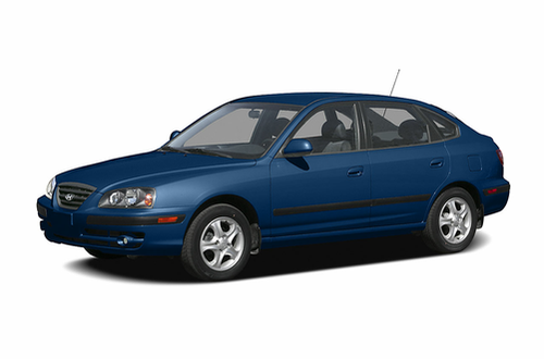 2005 Hyundai Accent Mpg >> 2006 Hyundai Elantra Expert Reviews, Specs and Photos