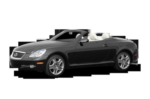 2006 lexus sc 430 overview cars com