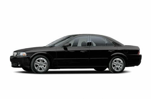 2000–2006 LS Generation, 2006 Lincoln LS model shown