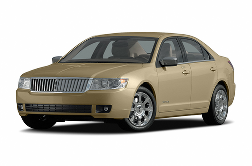 2006 Zephyr Generation, 2006 Lincoln Zephyr model shown