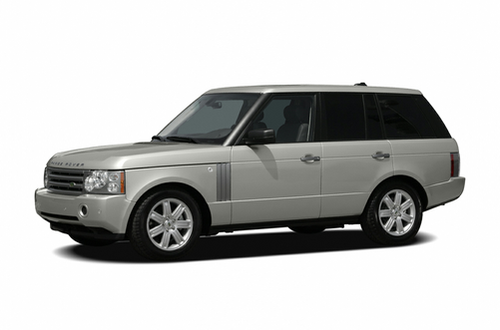 2006 land rover range rover overview. Black Bedroom Furniture Sets. Home Design Ideas