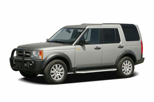 2006 Land Rover LR3 Expert Reviews, Specs And Photos