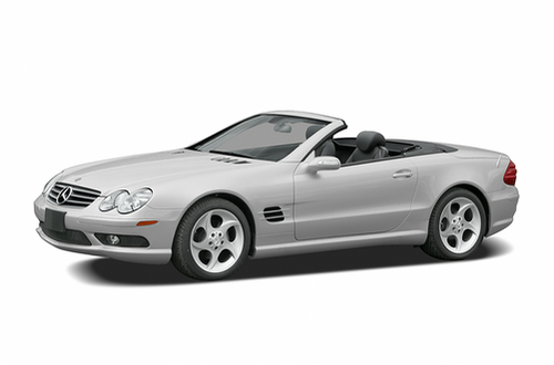 2006 Mercedes-Benz SL-Class - For every turn, there's cars com