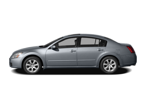 2006 Nissan Maxima Overview