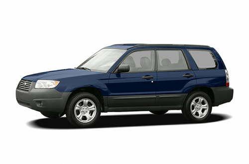 2006 Subaru Forester Expert Reviews Specs And Photos Cars Com
