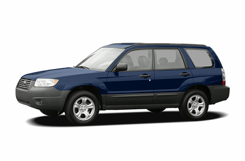 2006 Subaru Forester Consumer Reviews | Cars com