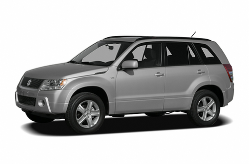 2006 Suzuki Grand Vitara - For every turn, there's cars com