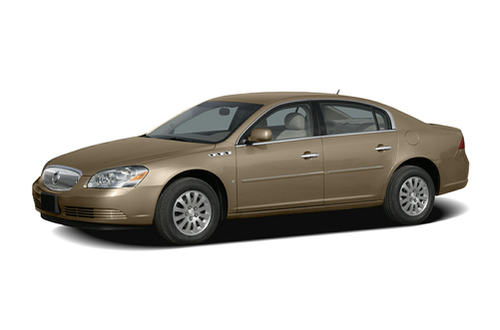 Cab Buc A on 2007 Buick Lacrosse Cx Sedan