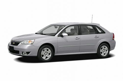 2004–2007 Malibu Maxx Generation, 2007 Chevrolet Malibu Maxx model shown