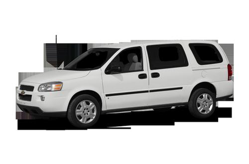 2007 Chevrolet Uplander Expert Reviews Specs And Photos