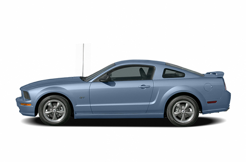 Ford Mustang Overview Carscom - 2007 mustang