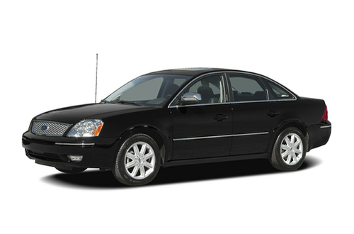 2005–2007 Five Hundred Generation, 2007 Ford Five Hundred model shown
