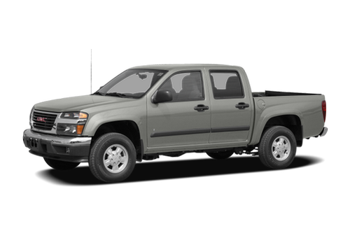 2007 Gmc Canyon Specs Price Mpg Reviews Cars Com