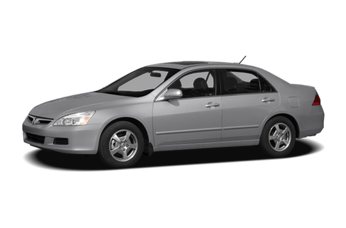 2007 Honda Accord Hybrid