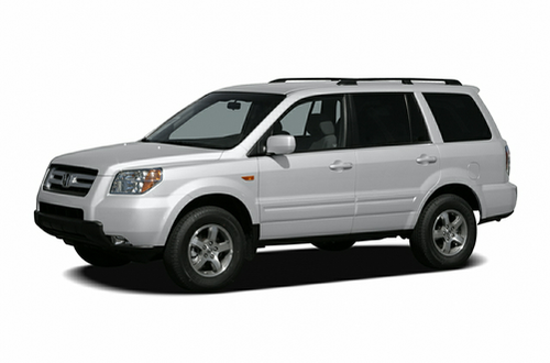 2007 Honda Pilot - For every turn, there's cars com