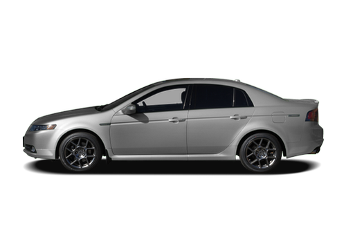 2008 Acura Tl Overview Cars Com