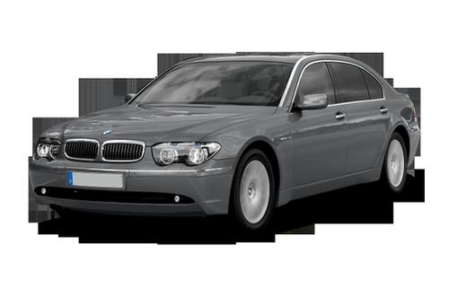 bmw 760li 2004 specifications