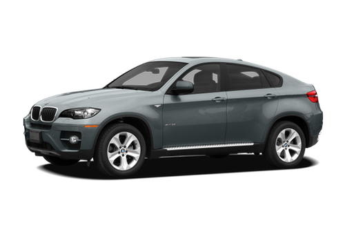 2008 Bmw X6 Overview Cars Com