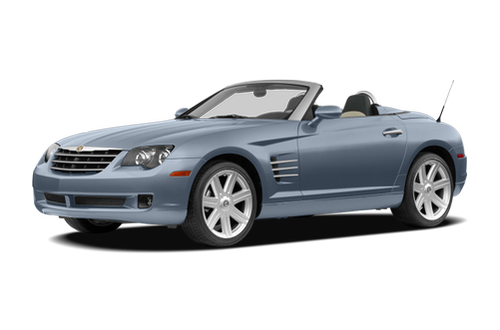 2004–2008 Crossfire Generation, 2008 Chrysler Crossfire model shown