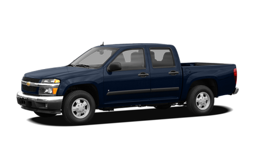 2008 Chevrolet Colorado Expert Reviews Specs And Photos Cars