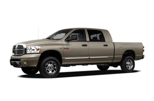 2012 Ram 2500 >> 2008 Dodge Ram 2500 Expert Reviews Specs And Photos Cars Com