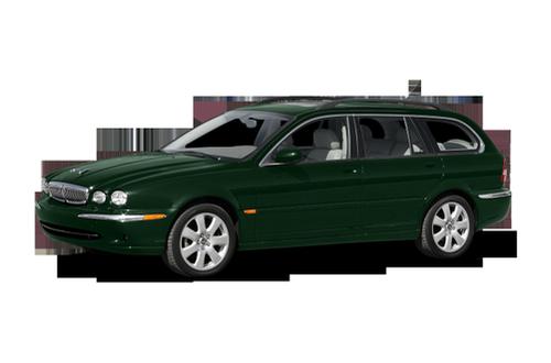 2002–2008 Generation Generation, 2008 Jaguar X-Type model shown