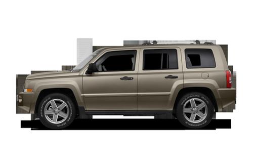 2008 Jeep Patriot Overview   Cars.com