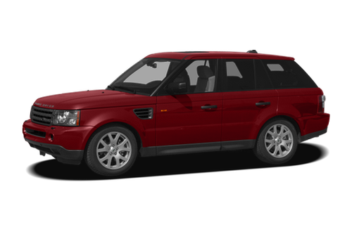 2008 Land Rover Range Rover Sport - For every turn, there's cars com