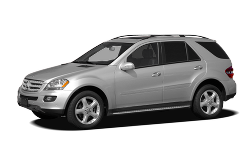 2008 Mercedes-Benz M-Class - For every turn, there's cars com