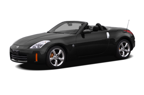 nissan 350z 2008 specifications