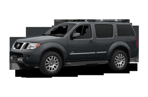 2008 Nissan Pathfinder Expert Reviews Specs And Photos