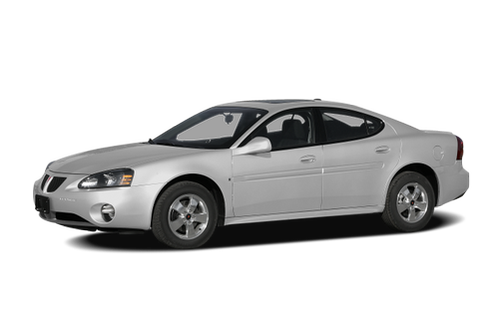1992–2008 Grand Prix Generation, 2008 Pontiac Grand Prix model shown